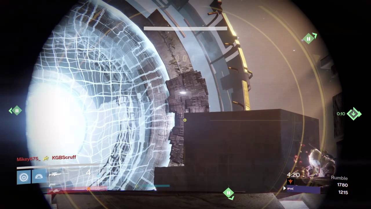 Destiny Nightstalker Build From Level