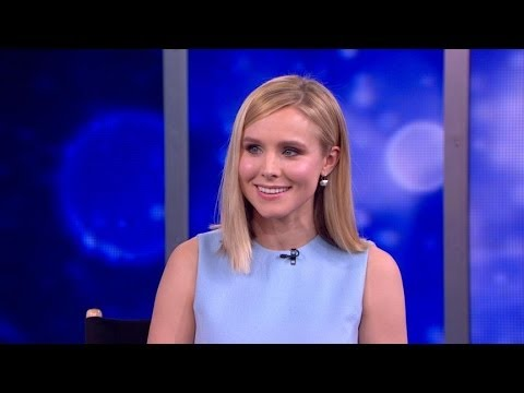 Kristen Bell  Interview 2014: 'Frozen' Star Goes Back to 'Mars'