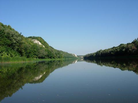Дон- одна из крупных рек России