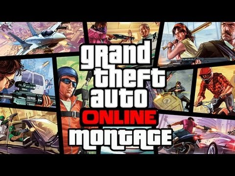 GTA Online Montage