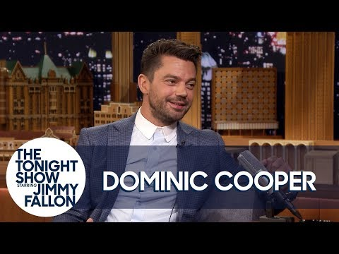 Dominic Cooper's Emails Are All Sent from