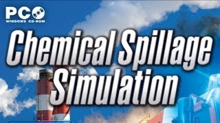 Chemical Spillage Simulation - Trailer