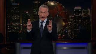 Monologue: I Need a Vacation | Real Time with Bill Maher (HBO)