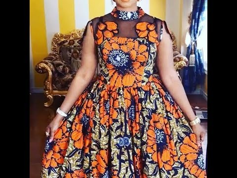 2018 Latest Ankara Designs: Lovely And Beautiful #Ankara Styles To Roll With This 2018