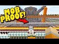 Most Defended House in Minecraft EVER! | Completely Mob Proof