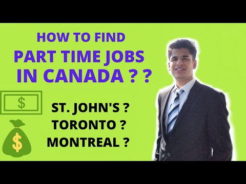PART-TIME JOBS | INDEED CANADA | MEMORIAL UNIVERSITY | ST. JOHN'S | Talks With Jinesh