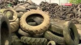 Recykling gumy i plastiku, www gpr guma pl, TVP Rzeszów