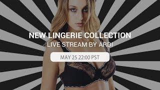 Live stream ARDI at AliExpress Summer Fashion Week