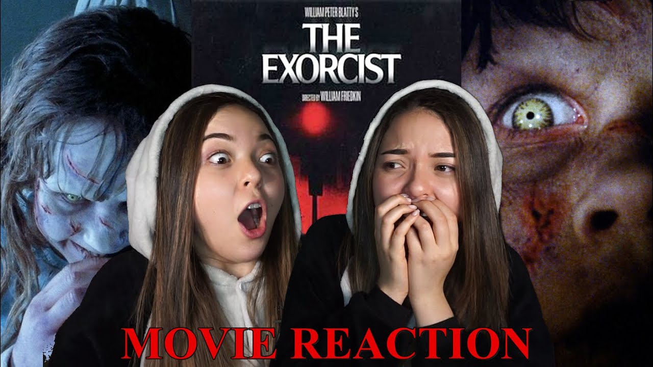 Download Watching THE EXORCIST and Getting Traumatized