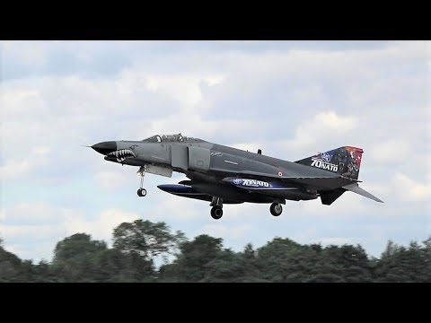 RIAT Arrivals Day