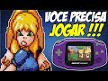 6 JOGOS BONS ESQUECIDOS DO GBA - GAMEBOY ADVANCE