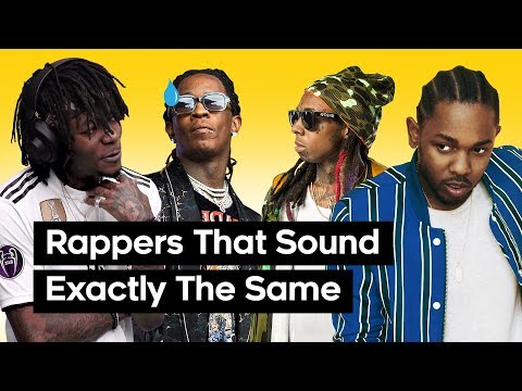 Copy and Paste Rappers
