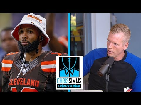 Odell Beckham Jr. felt trade from Giants was 'personal' | Chris Simms Unbuttoned | NBC Sports