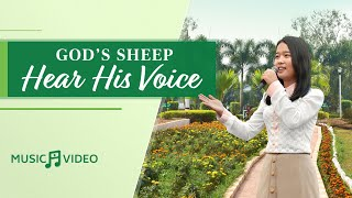 "2021 English Gospel Song | ""God's Sheep Hear His Voice"""