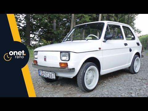Historia Fiata 126p dla Toma Hanksa - rozmowa z Rafałem Sonikiem  | #OnetRano
