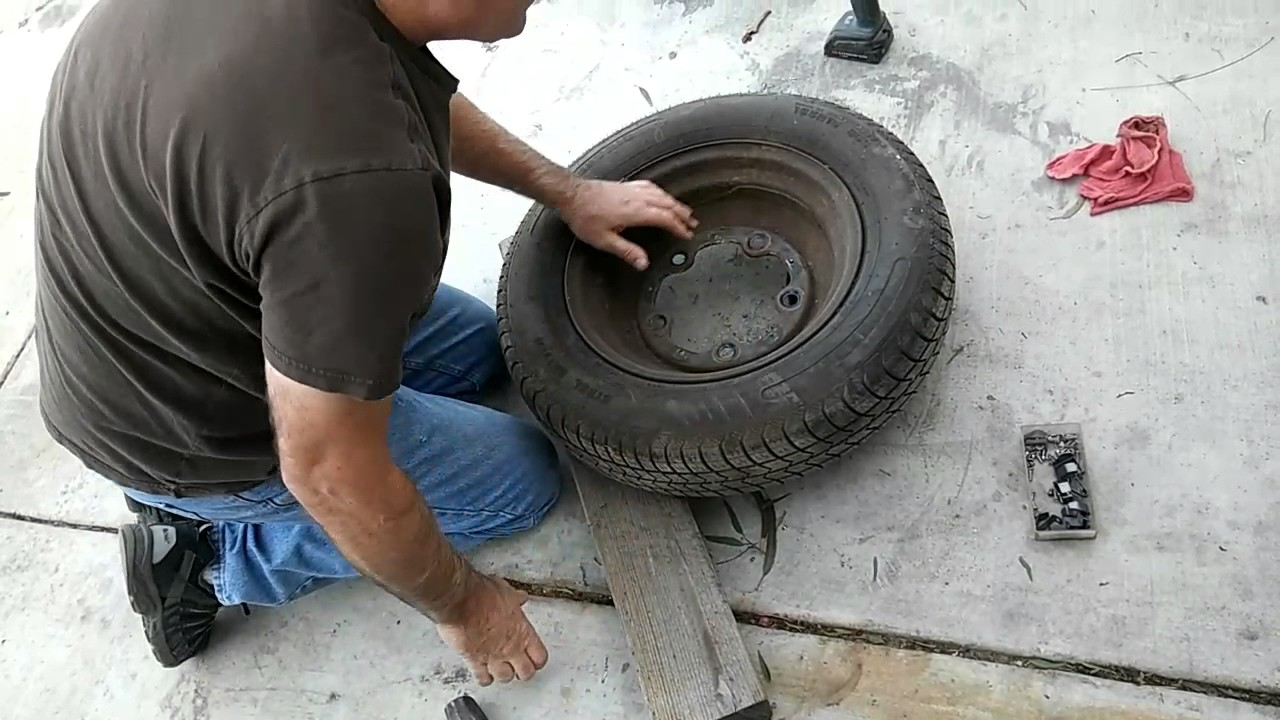 Vw Hubcap clips all 5 in record time
