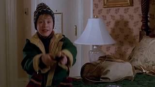 Один Дома 2 Затерянный в Нью Йорке 1992 г (Кевин чудит в гостинице Плаза)