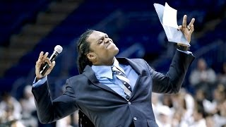 LaVar Arrington Leaps in to Action at Penn State
