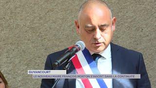 Yvelines | Guyancourt : Le nouveau maire François Morton s'inscrit dans la continuité