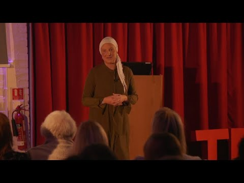 Growing hope for warrior women | Mayameen Meftahi | TEDxSwanseaWomen