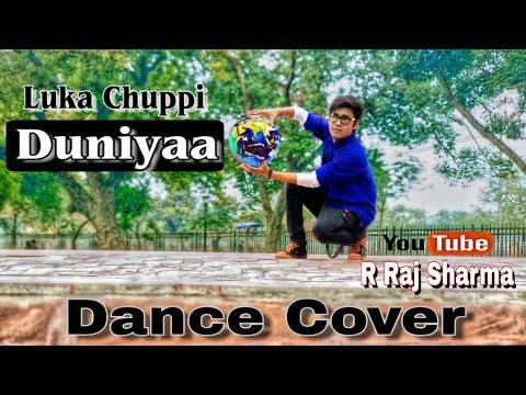 Duniya Dance Video   Dance Cover   Luka Chuppi   Lyrical Dance Video   Choreography by R Raj Sharma