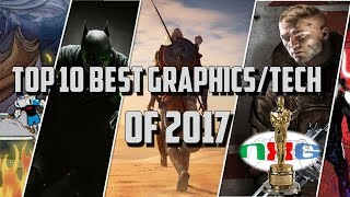 Top 10 Best Graphics/Technology of 2017