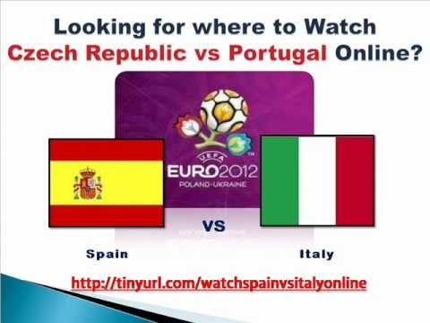 Watch Spain Vs Italy Online