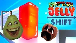 Pear & Midget Apple LIVE THE JELLY LIFE!!!   Jelly Shift