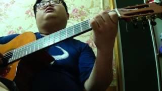 [Solo Guitar] Đêm thấy ta là thác đổ - Mèo Ú