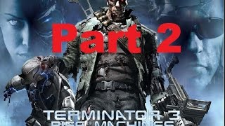 Download Video Terminator 3: Rise of The Machines (PS2) - Part 2 MP3 3GP MP4