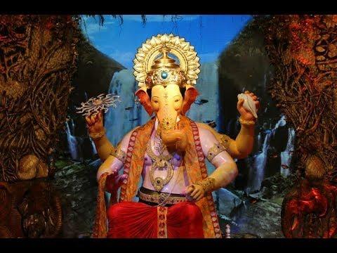 Lalbaugcha Raja 2018 Mumbai - First Look 2018 - Ganesh Chaturthi 2018 - Lalbaugcha Raja