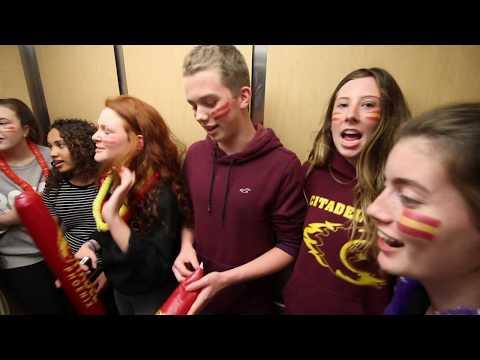 Citadel High School Lip Dub 2017