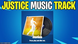 *NEW* FORTNITE JUSTICE LOBBY MUSIC TRACK SEASON 9 BATTLE PASS