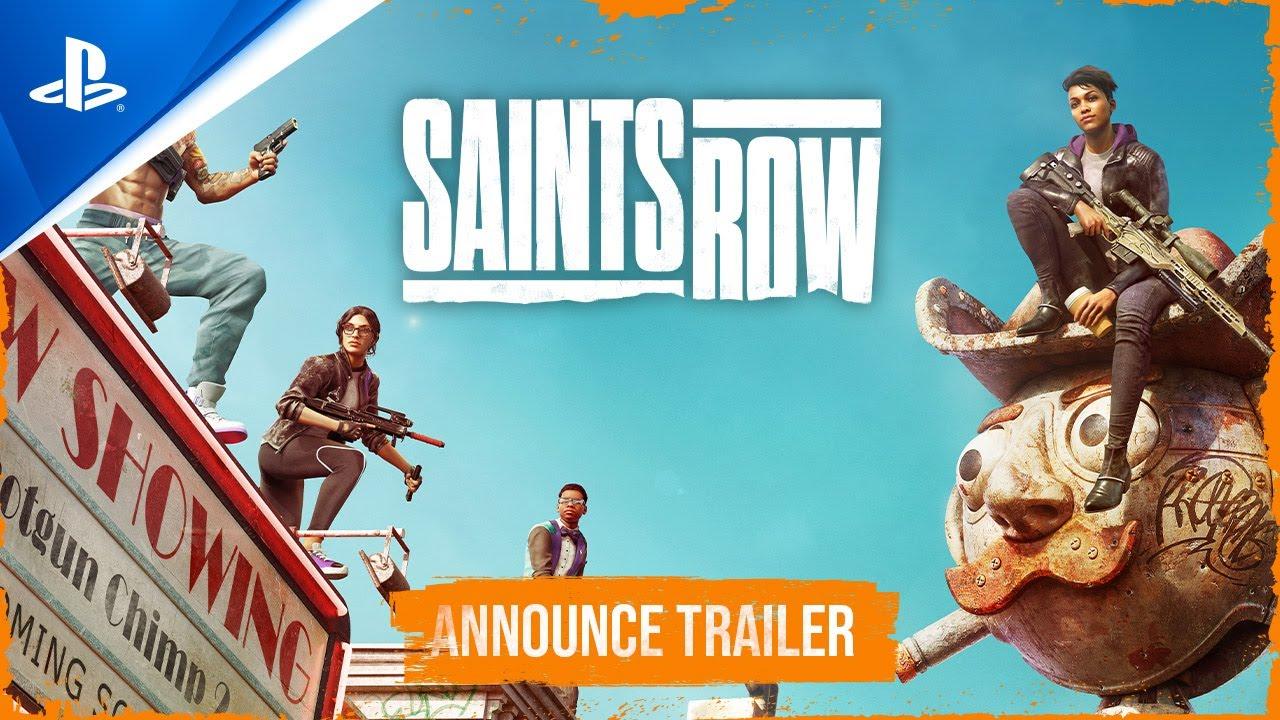 Saints Row - Announce Trailer | PS5, PS4
