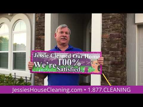 House Cleaning Services Jacksonville FL Reviews | Jessie's House & Carpet Cleaning 1.877.CLEANING