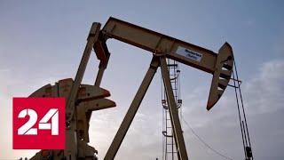Ужас без конца мировой фондовый рынок заливает бесплатная нефть   Россия 24