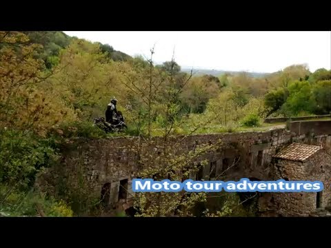 Moto tour Peloponnese Arcadia region - part2