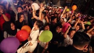 Delizious Devina & Amelly Latisha NYE Surabaya Town Square 2017