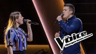 Preben Thorsteinsson Vs. Nora Aurdal – Ka E Du Redd For | Duell | The Voice Norge 2019 | L