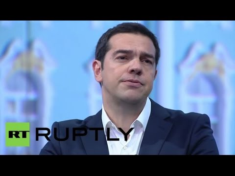 LIVE: Tsipras to speak at 'no' vote demonstration in Athens