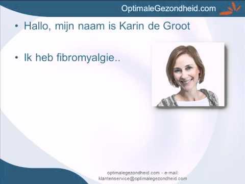 Mijn Fibromyalgie