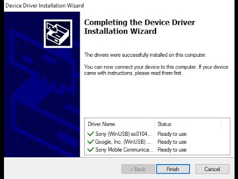 flashtool xperia drivers pack