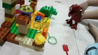 LEGO dinosaur toy  เลโก้ไดโนเสาร์ ตัวต่อไดโนเสาร์ lego dinosaur 3yr.