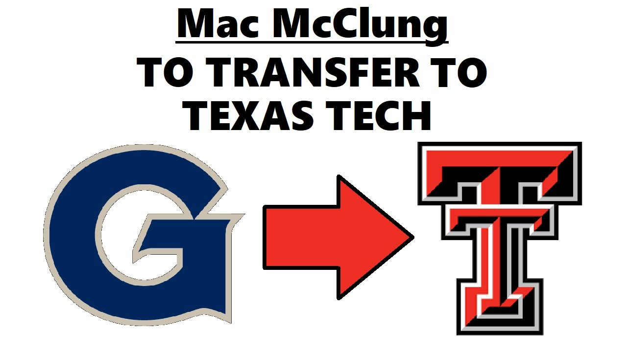 Mac McClung transfer to Texas Tech may have provided the ...