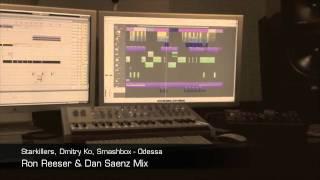 Starkillers, Dmitry Ko, Smashbox - Odessa (Ron Reeser & Dan Saenz Mix)