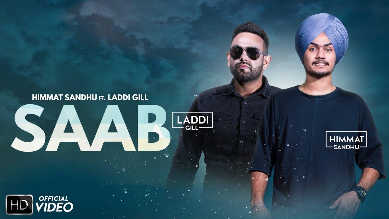 SAAB - Himmat Sandhu ( Teaser ) || Laddi Gill || New Punjabi Songs 2017 || Lokdhun