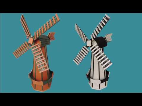 Decorative Lighthouses & Windmills for Lawns & Gardens in the USA