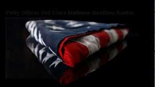 "Honoring The Fallen From ""Operation Enduring Freedom"" November 2012"