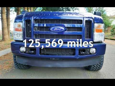 2008 Ford F-350 XLT 4dr 6.7L Powerstroke 1 Owner Long Bed for sale in Milwaukie, OR
