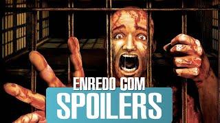 A História de The Suffering: Prison is Hell - Enredo com Spoilers